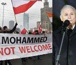 """Kaczyński komentuje transparenty na Marszu Niepodległości: """"Doszło do incydentów skrajnie złych, zupełnie NIEDOPUSZCZALNYCH!"""""""