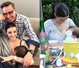 Pati Sołtysik z mężem i dwuletnim synem pozdrawia przeciwników karmienia piersią na Instagramie (FOTO)