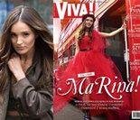 """Marina skromnie o sobie w """"Vivie"""": """"Dostałam DAR, CZYLI TALENT. Nikt mi nic nie załatwił, na wszystko ZAPRACOWAŁAM SAMA!"""""""