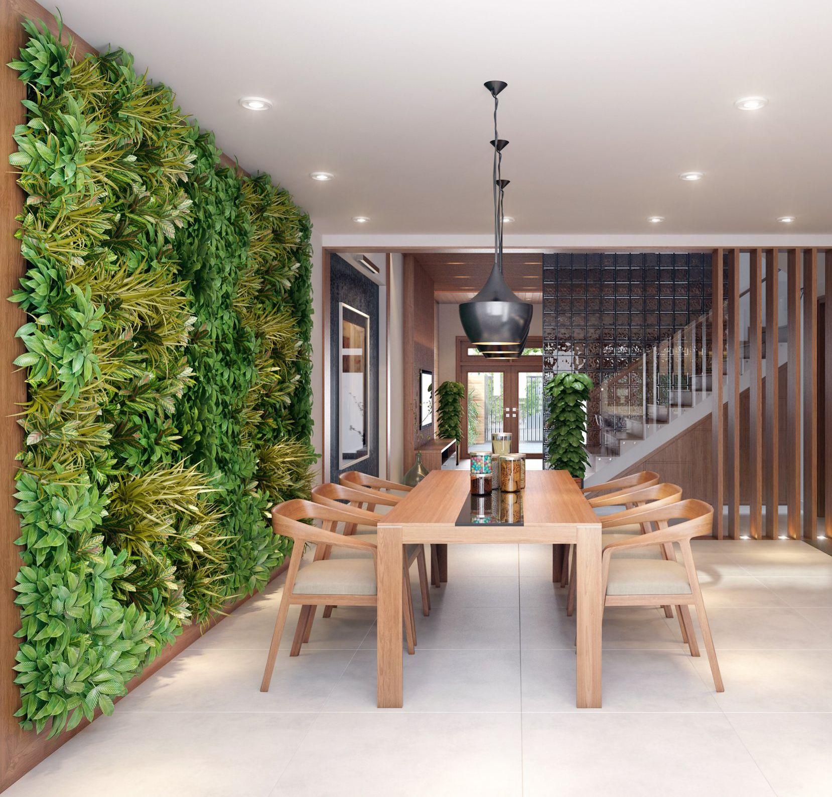 Zrób Sobie Ogród W Salonie Efektowne Sposoby Eksponowania Zieleni Na ścianach Wp Dom