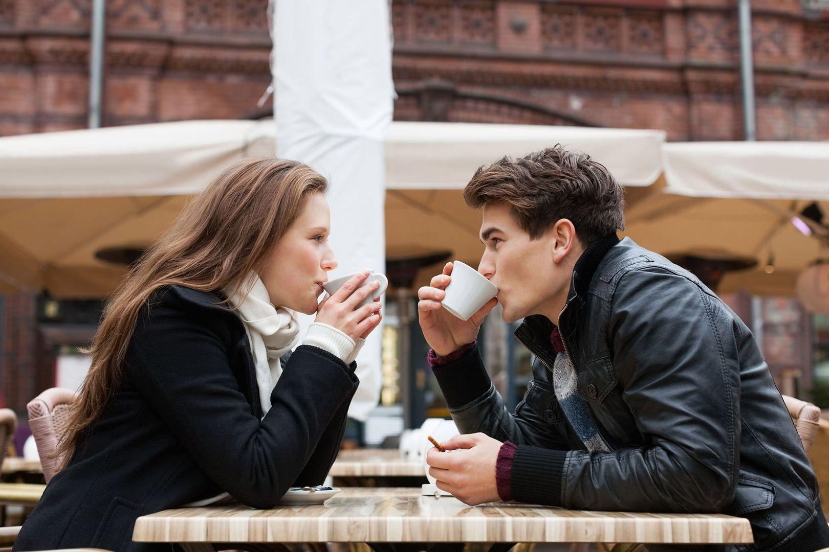 opowieści o pierwszej randce