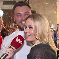 """Emil Gankowski o oświadczeniu się Kasi Dziurskiej: """"Naszła mnie wena"""""""