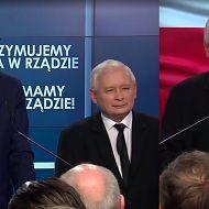 """Kaczyński: """"Wygraliśmy po raz czwarty. Wynik dobrze wróży na przyszłość"""""""