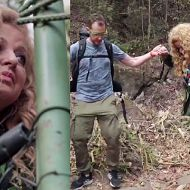 """""""Strasza pani musi fiknąć"""": Magda Gessler przemierza dżunglę w  Dolce&Gabbana"""