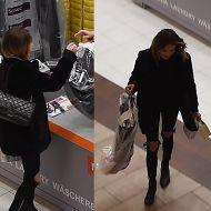 Sablewska odbiera markowe łaszki z pralni