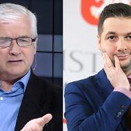 """Cimoszewicz miażdży Patryka Jakiego: """"SKOŃCZONY DUREŃ, bez wyczucia moralnego"""""""