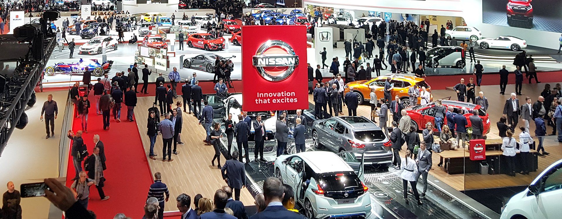 88. Międzynarodowy Salon Samochodowy w Genewie