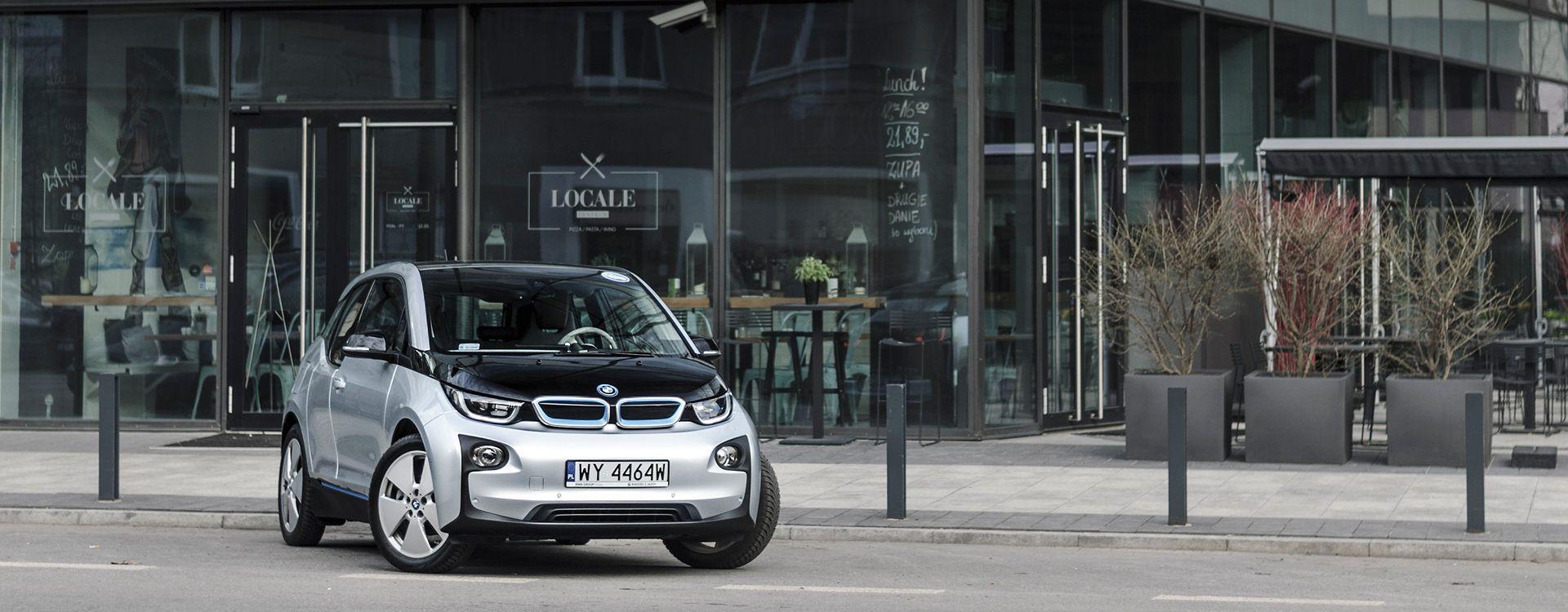 Elektryczny samochód miejski to coś nietypowego dla BMW