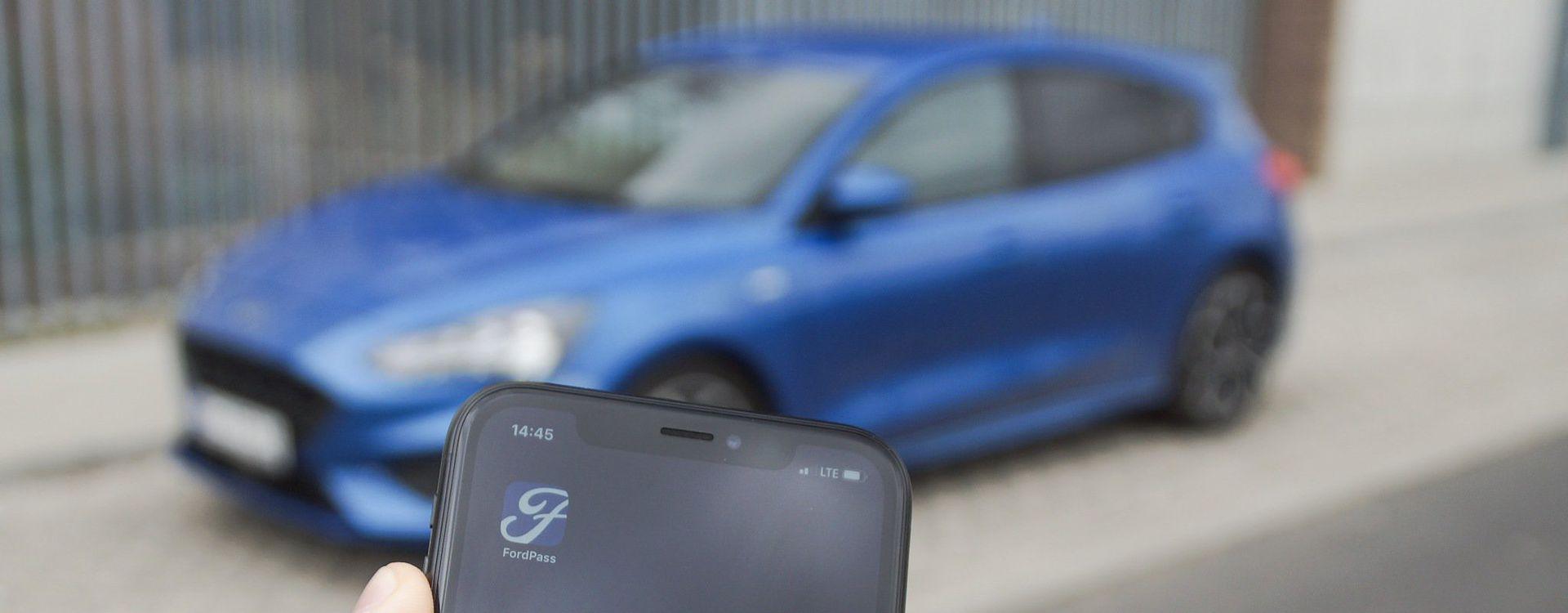 Aplikacja FordPass przyda się właścicielowi nowego Forda Focusa
