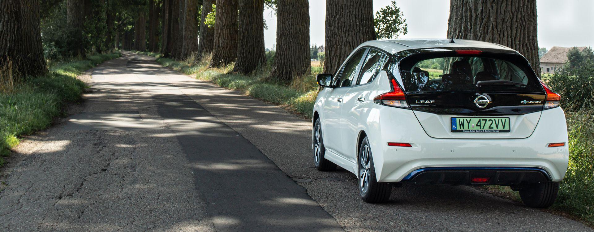 Blisko 4 tys. km za kierownicą leafa pozwoliło zasmakować, jak dziś żyje się z autem elektrycznym