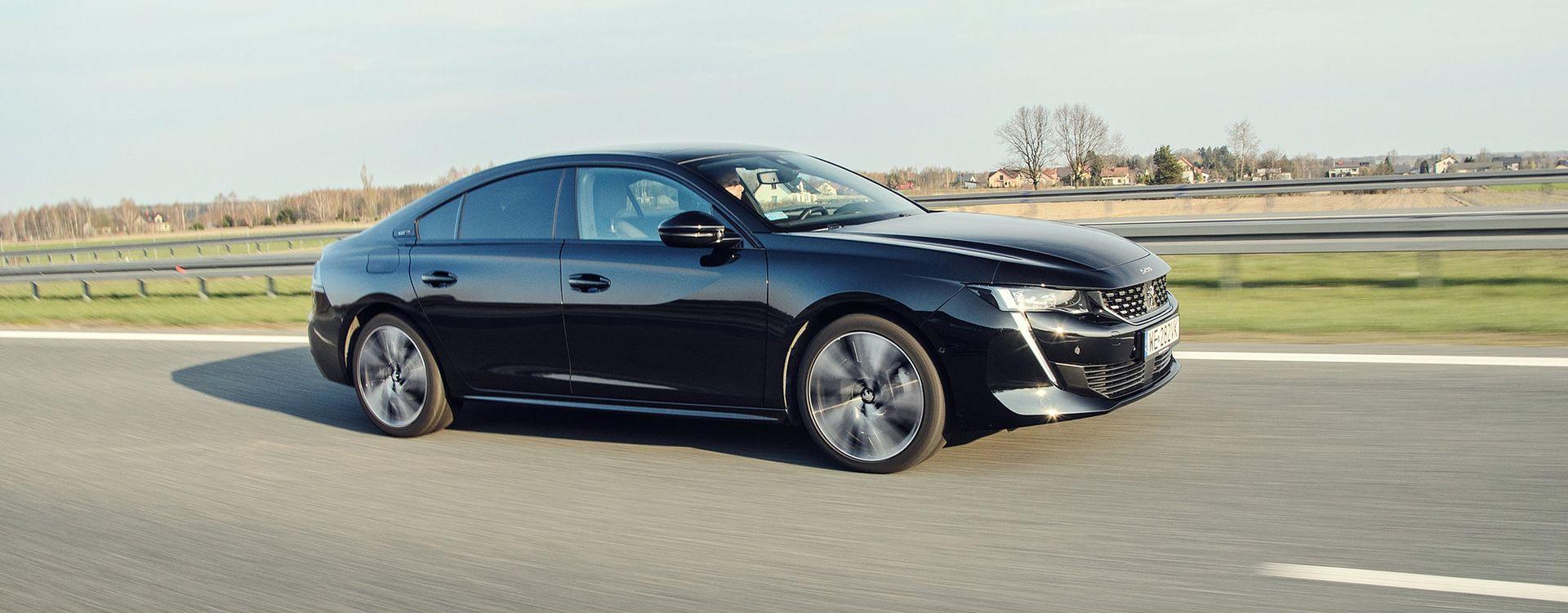Peugeot 508 to znakomity samochód autostradowy. W teście znajdziecie wszystkie argumenty na potwierdzenie tej tezy.