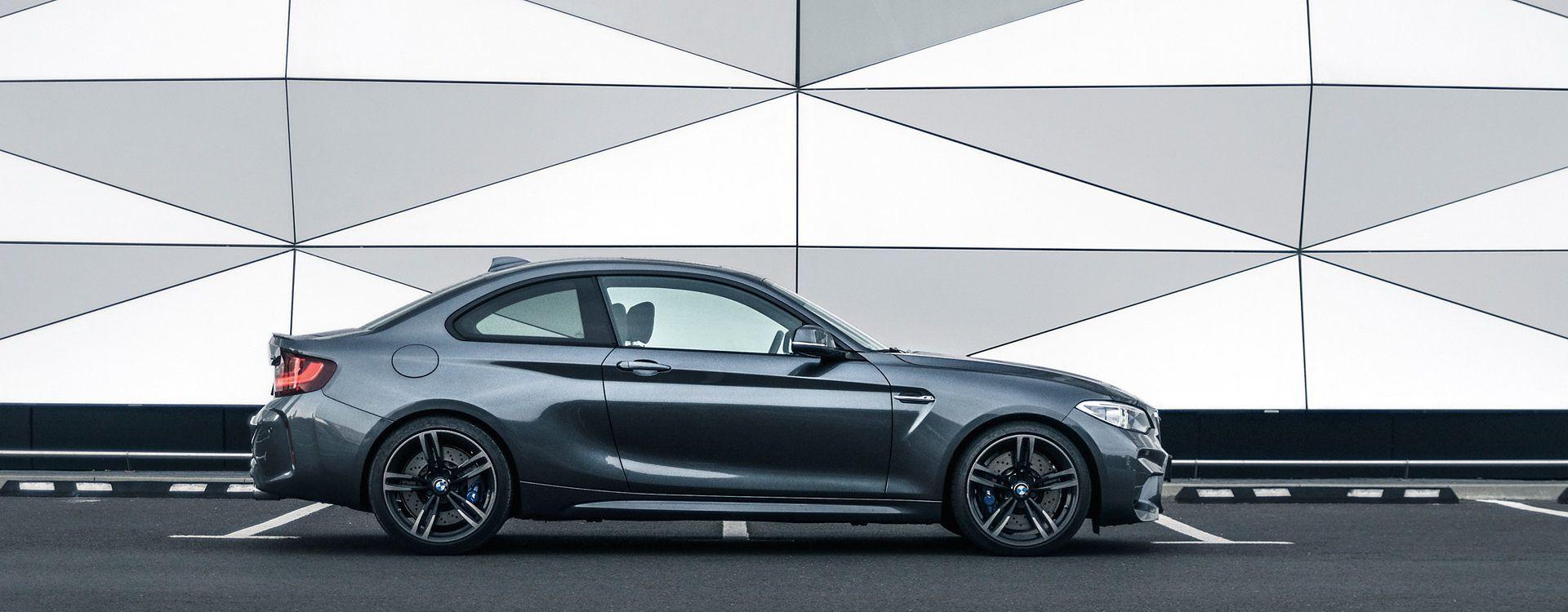 BMW M2 - prawdopodobnie najlepszy samochód M, jakim można obecnie wyjechać z salonu