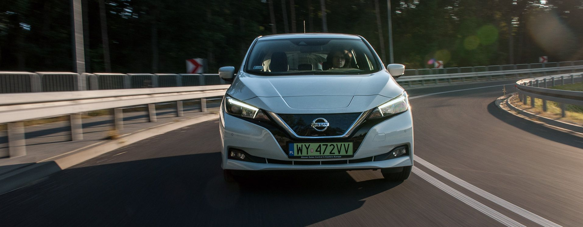 W 2017 roku Nissan Leaf znacznie wyładniał