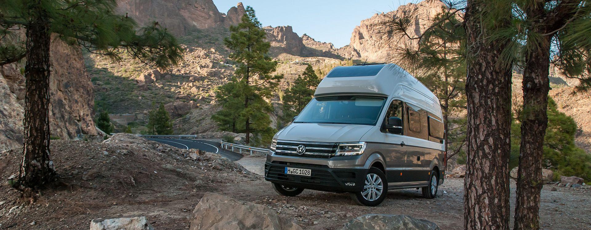 Volkswagen Grand California Test Opinia Wyposażenie