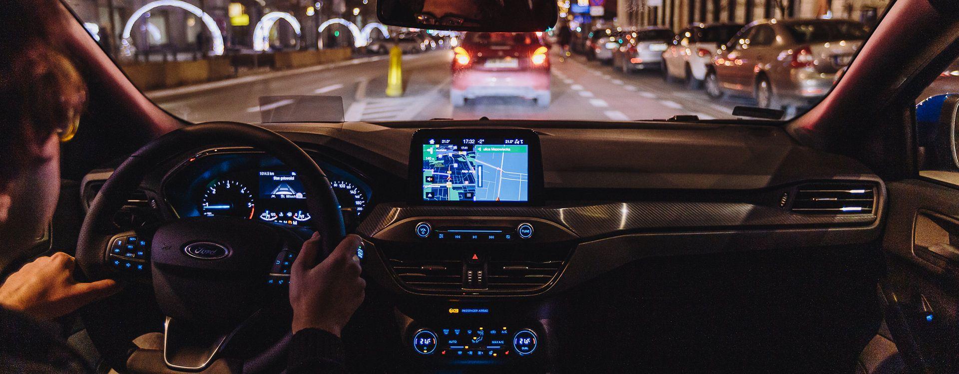 Nowy Ford Focus Sprawil Ze Zapomnialem O Nawigacji W Telefonie