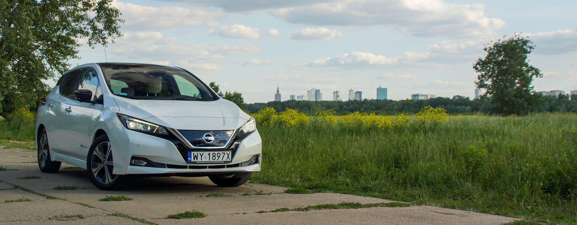 nowy nissan leaf (2018) - test, cena, zasięg | autokult.pl
