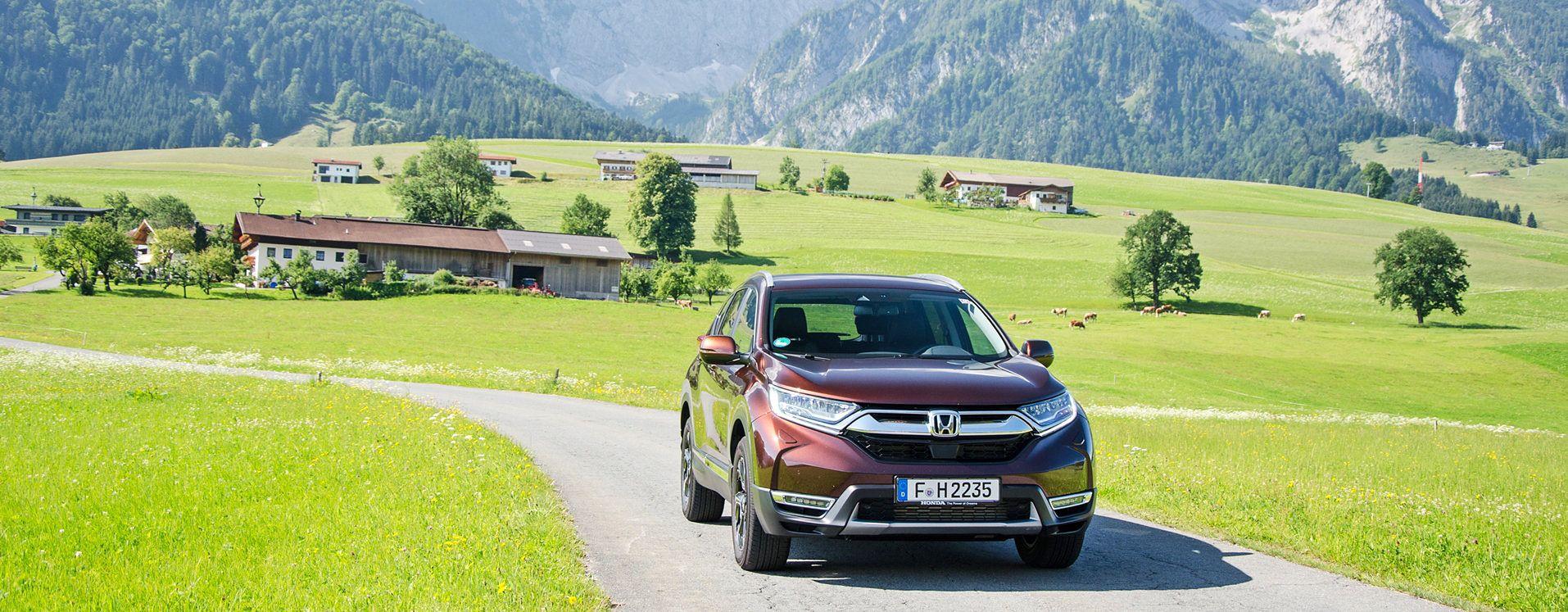 Nowa Honda CR-V 1.5 VTEC Turbo