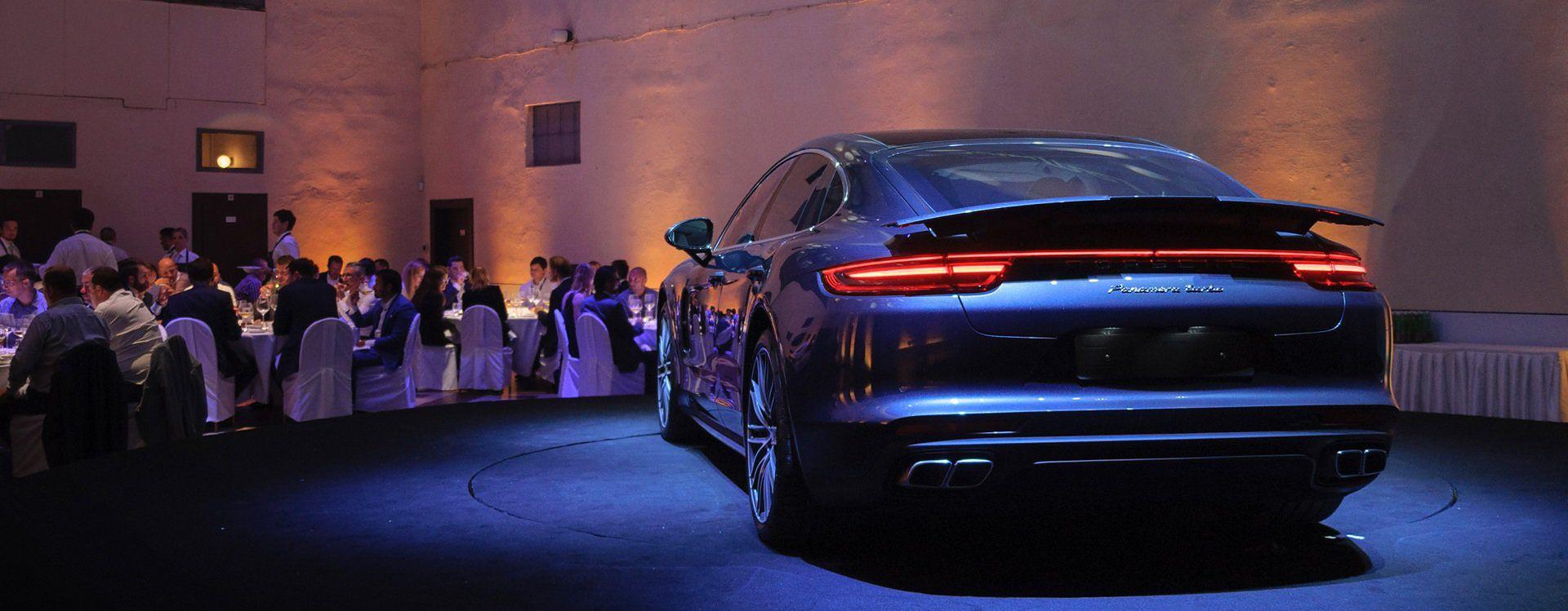Nowe Porsche Panamera (2016)