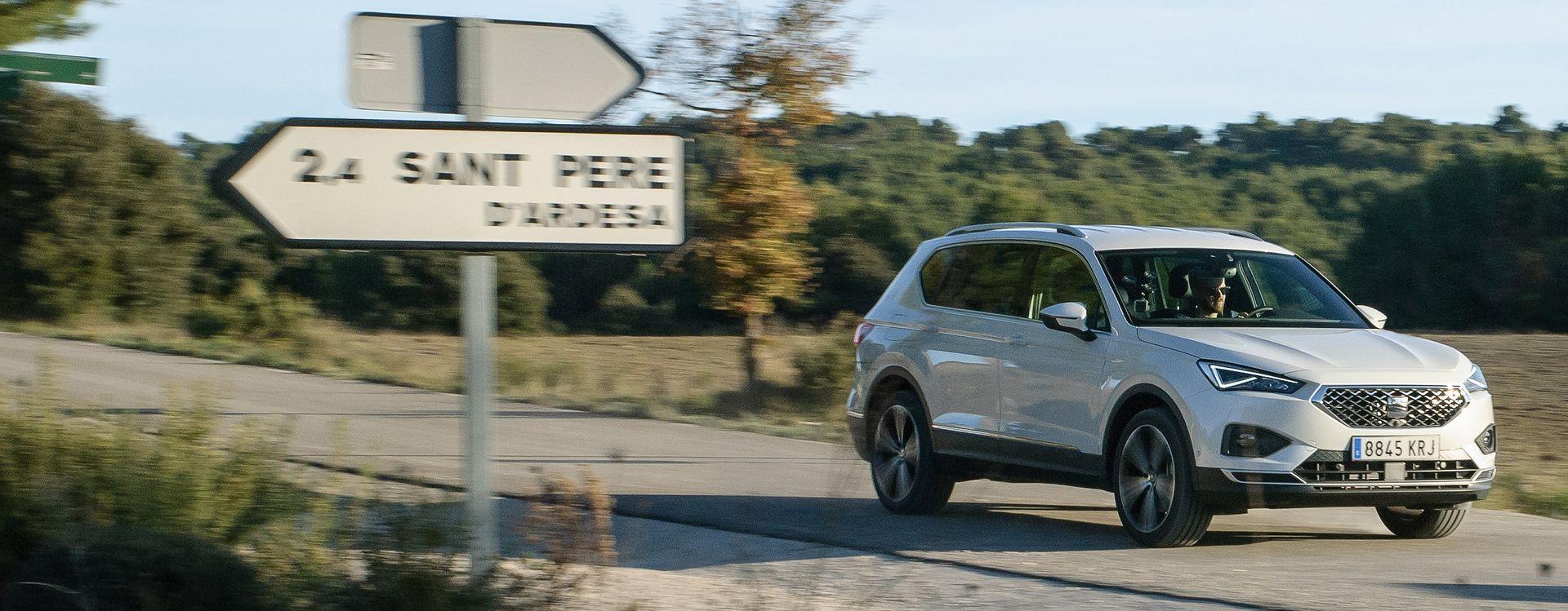 Seat Tarraco wskazuje, jak będzie wyglądać kolejna generacja kompaktowego Leona