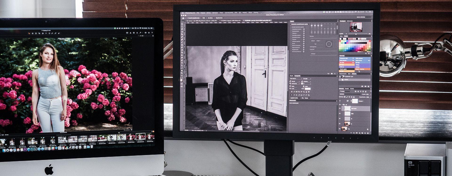 Eizo CS2420 - test monitora dla fotografów w rozsądnej cenie