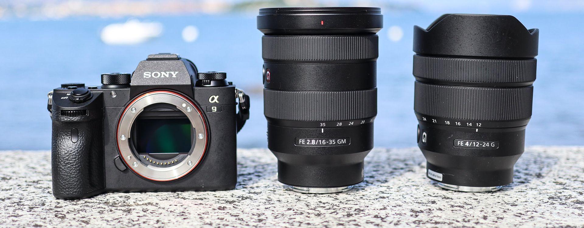Sony A9 / Sony FE 16-35 mm f/2.8 GM / Sony FE 12-24 mm f/4 G
