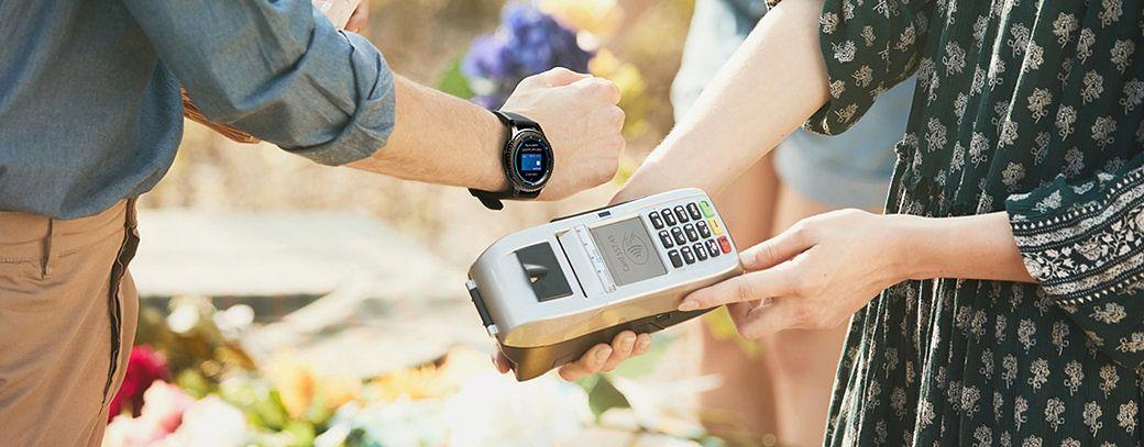 Gear S3 i Samsung Pay