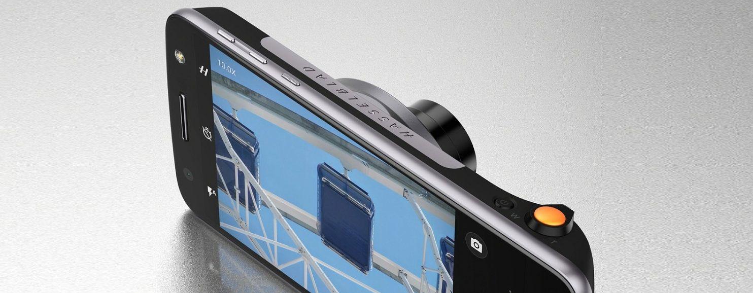 Moto Z i moduł Hasselblad True Zoom