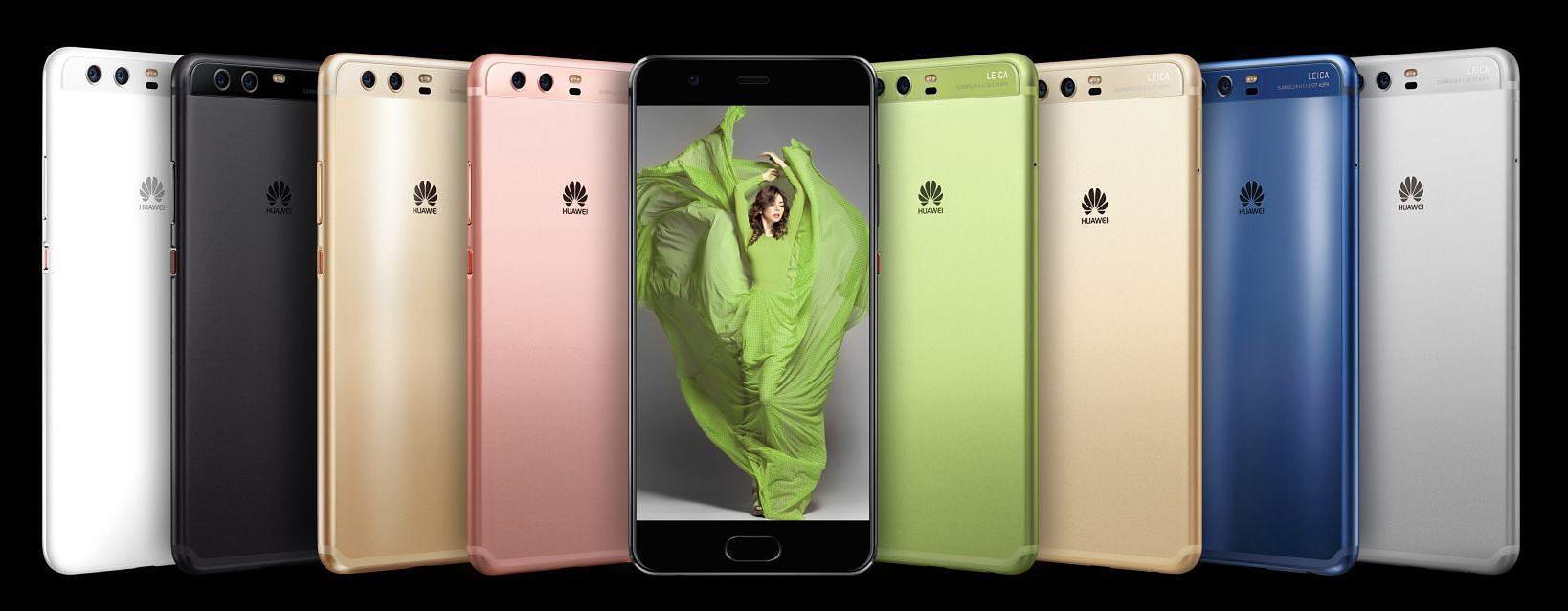 Ogromny Huawei P10 i P10 Plus - oto, co musicie o nich wiedzić WQ02