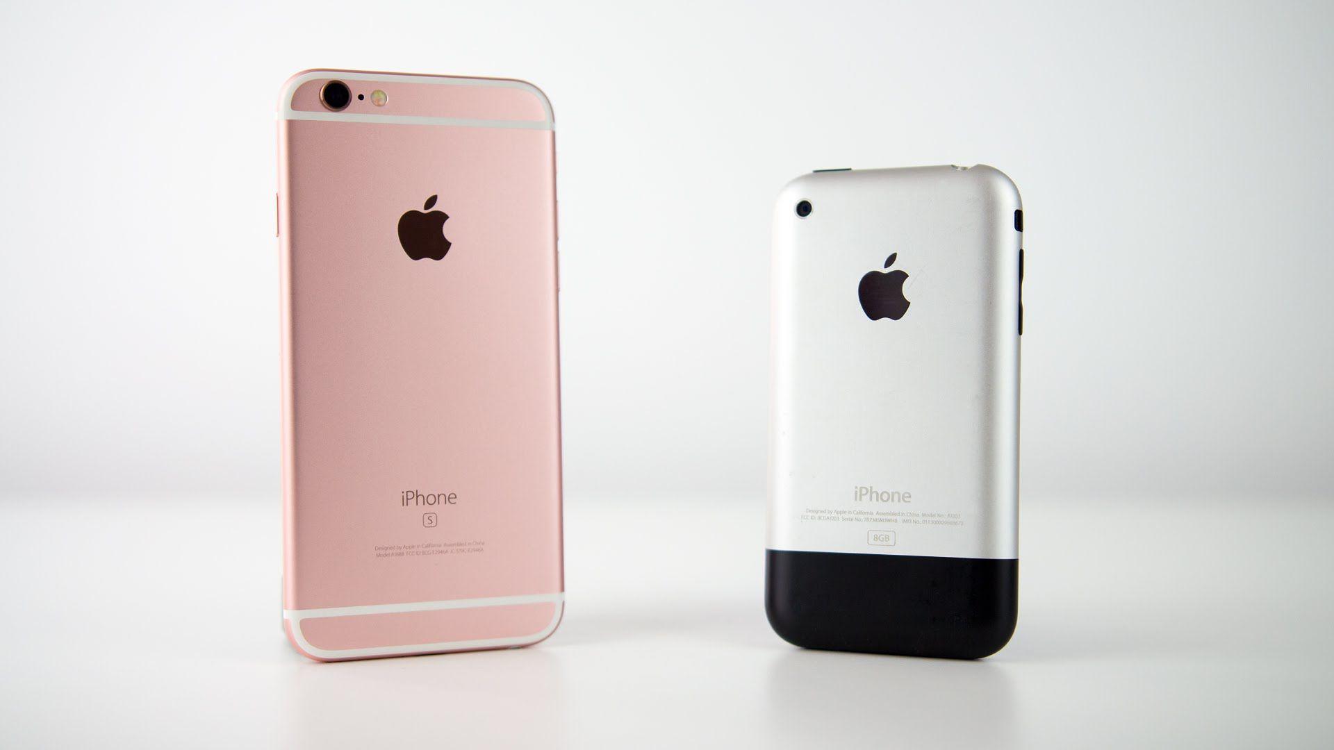Tak zmieniły się iPhone'y