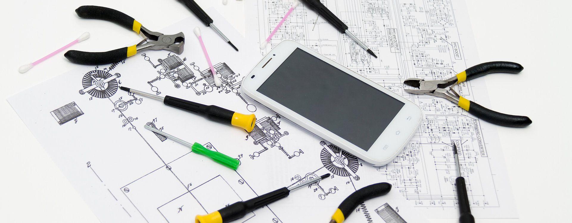 Smartfon i narzędzia