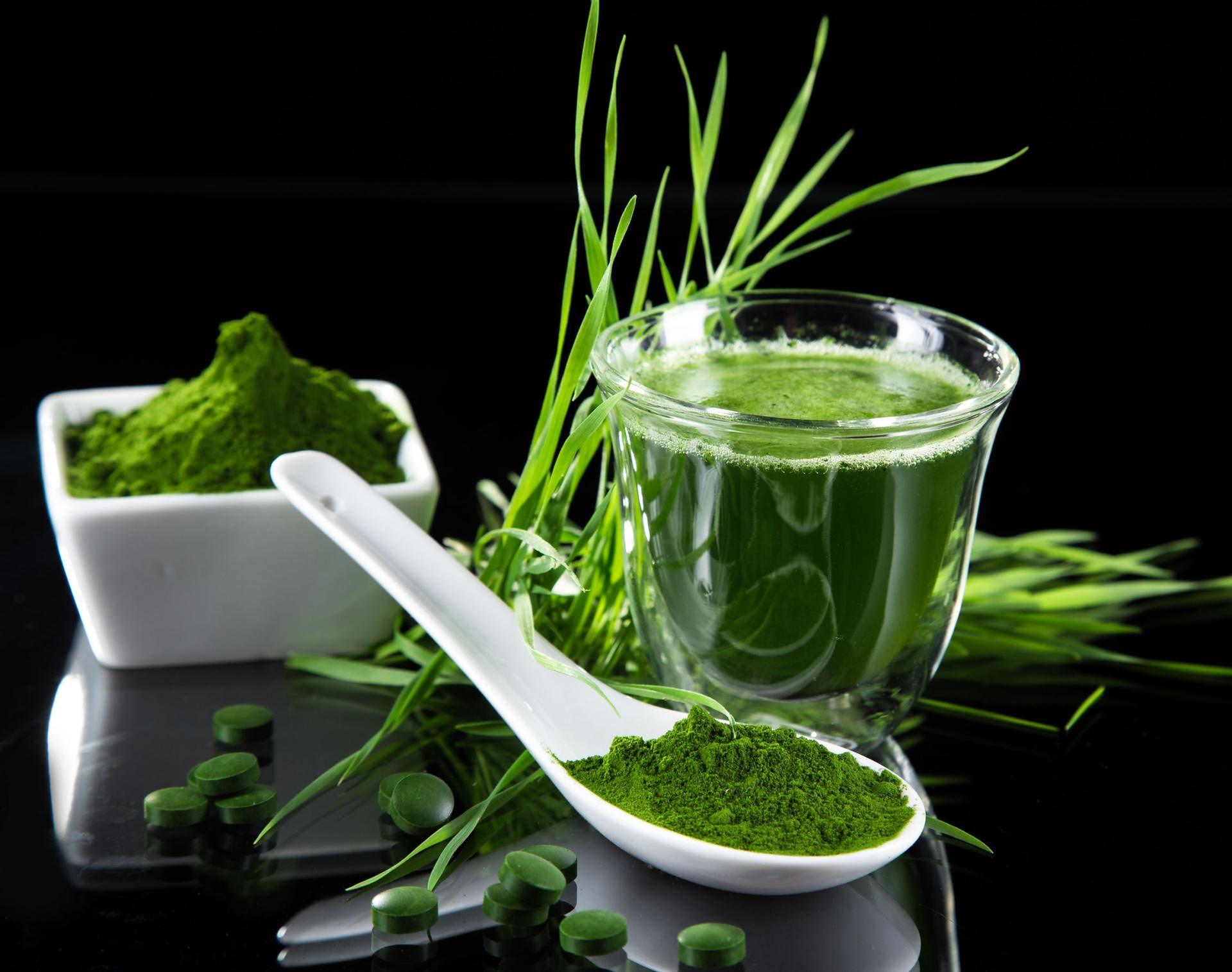 zielony jęczmień gm forte