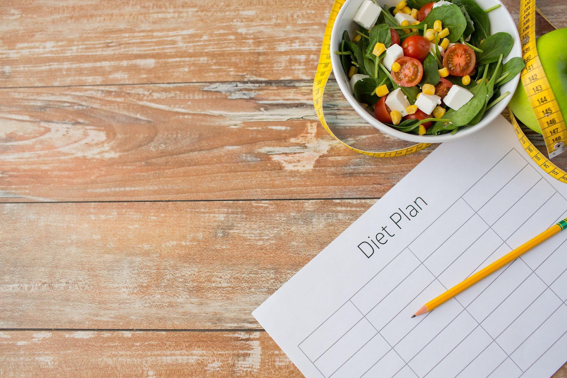 dieta endocrinologica a 1400 calorie