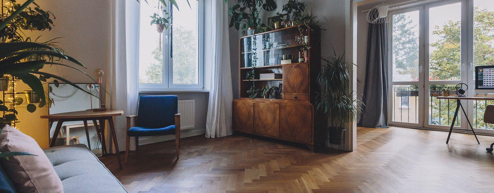 Urządzanie mieszkania to proces. Trzeba przy tym się nie bać