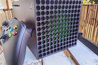 Test Xbox Series X. Jest potężny i cichuteńki, ale czekamy na gry - Xbox Series X (WP, fot. Paweł Hekman)