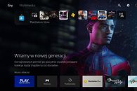 Aplikacje na PS5 i PS Store to kawał dobrej, intuicyjnej roboty - PlayStation 5 - interfejs
