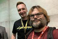 CD Projekt Red odpowiada na część zarzutów. Na Twitterze - Od  lewej: Adam Badowski i Jack Black