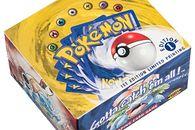 Pudełko kart Pokemon sprzedane. Cena? 1,5 miliona złotych