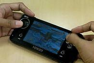 Przenośne Neo-Geo w akcji