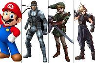Mario, Final Fantasy, Metal Gear Solid. Ćwierć wieku na karku, a wciąż rozdają karty