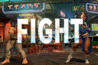 Prawdziwe mistrzostwa, zawodowi gracze i Street Fighter V. Pierwszy materiał z rozgrywki