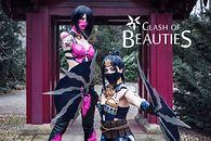 Oto Clash of Beauties – kalendarz pełen pięknych cosplayerek przebranych za postacie z gier, filmów i komiksów