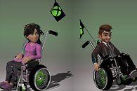 Niepełnosprawni gracze doczekają się na Xboksie godnej reprezentacji