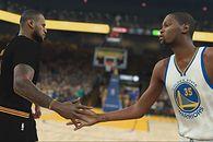 Jeśli wierzyć NBA 2K17, w finale rozpoczętego dopiero sezonu znów spotkają się Cleveland i Golden State