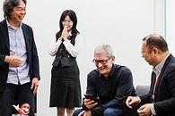 Nintendo i Apple - tacy niby przyjaciele, a o części muszą ze sobą walczyć