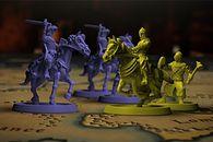 Crusader Kings - gra planszowa wielkim sukcesem na Kickstarterze