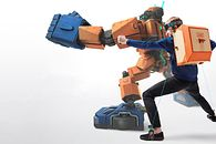 Nintendo Labo jak LEGO Technic, czyli refleksje na temat Robot Kit