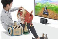 Kolejna odsłona Nintendo Labo poświęcona będzie pojazdom
