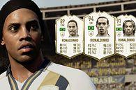 Według plotek Ronaldinho wyleci z trybu FUT w FIFA 20