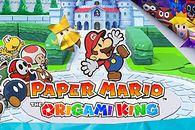 Paper Mario: The Origami King. Nintendo mocarne nie tylko na papierze [RECENZJA]