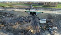Budowa A1. W weekend zamkną część autostrady
